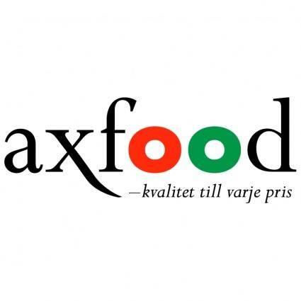 free vector Axfood