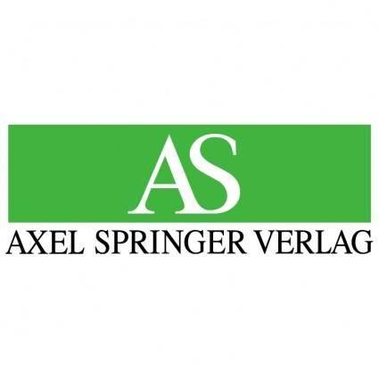 free vector Axel springer verlag