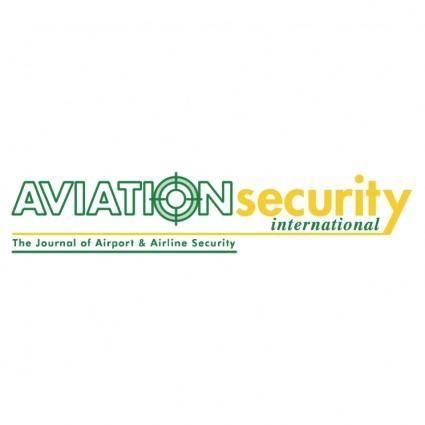 free vector Aviation security international