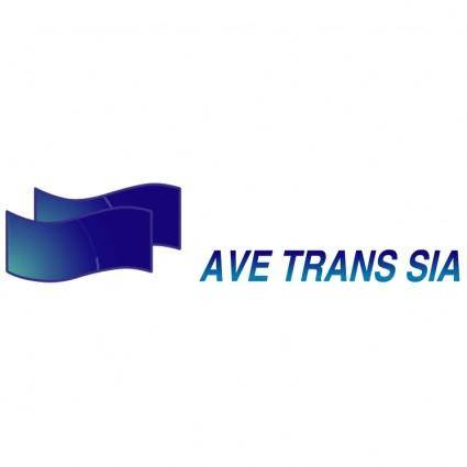 free vector Ave trans sia