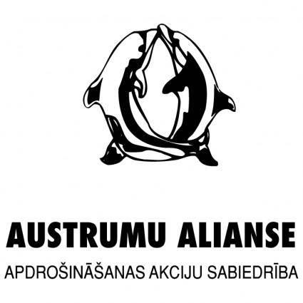 free vector Austrumu alianse