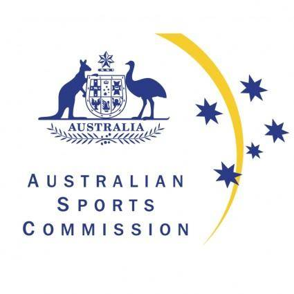 free vector Australian sports commission