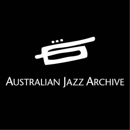 free vector Australian jazz archive