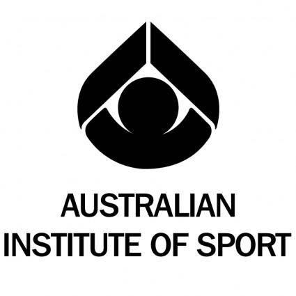 free vector Australian institute of sport 0