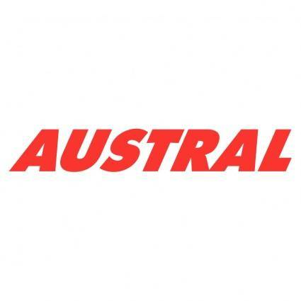 free vector Austral