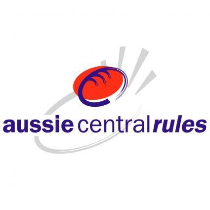 free vector Aussie central rules
