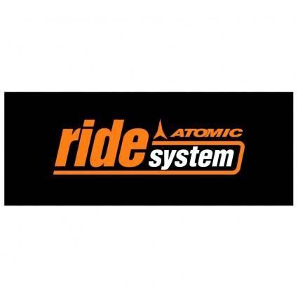 Atomic ride system