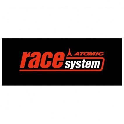 Atomic race system