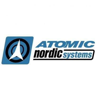 free vector Atomic nordic systems