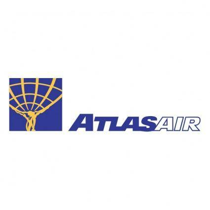 free vector Atlas air 0