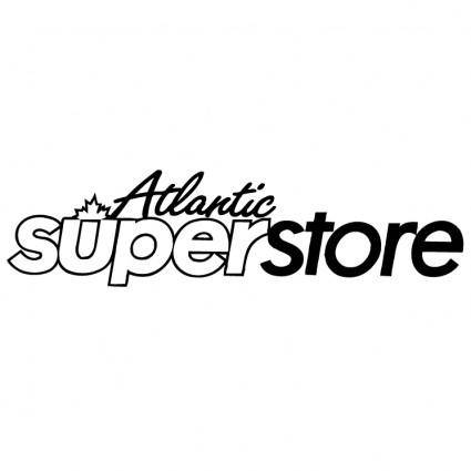 free vector Atlantic super store