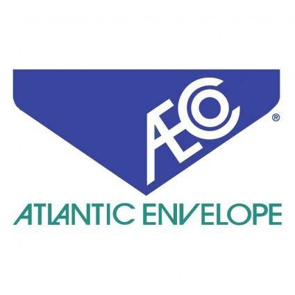 free vector Atlantic envelope