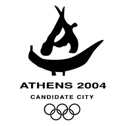 free vector Athens 2004