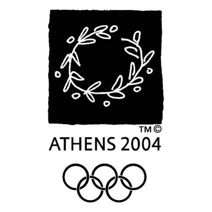 free vector Athens 2004 0