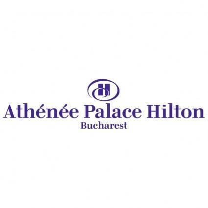free vector Athenee palace hilton