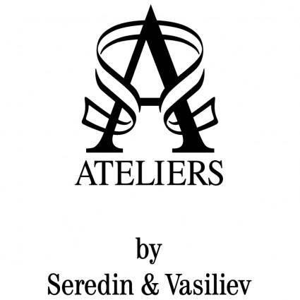 free vector Ateliers by seredin vasiliev