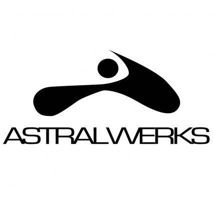 free vector Astral werks