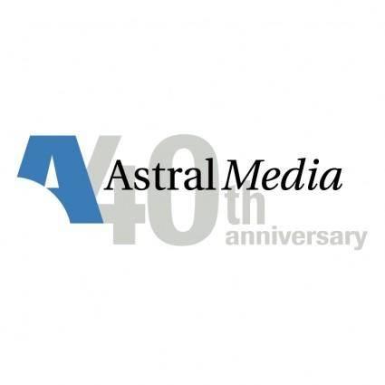 free vector Astral media 1