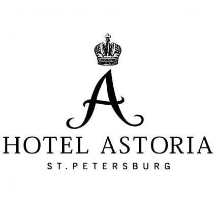 free vector Astoria hotel