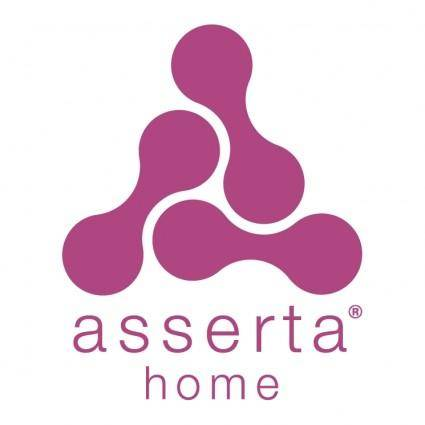 free vector Asserta home