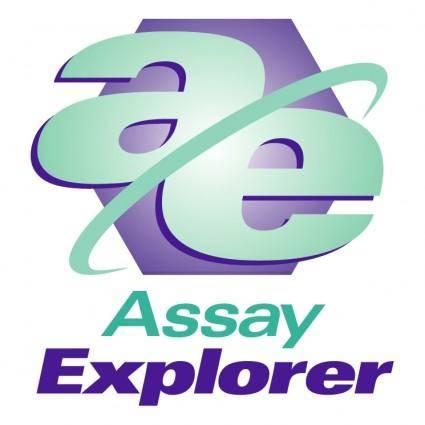 Assay explorer