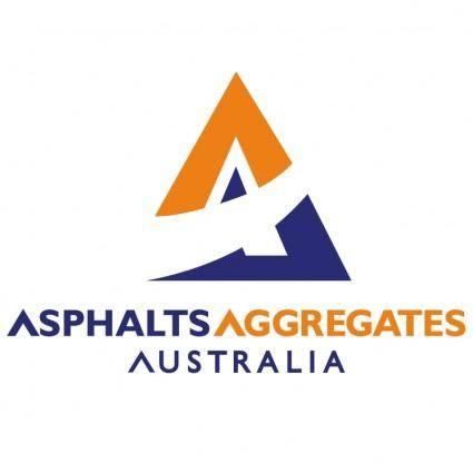 Asphalts aggregates