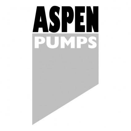 free vector Aspen pumps