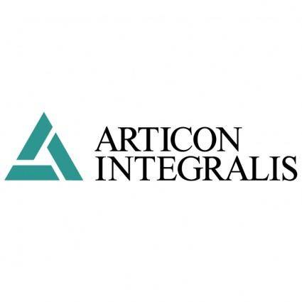 Articon integralis