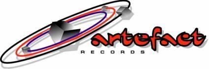 free vector Artefact records
