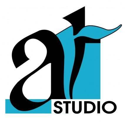 free vector Art studio 1