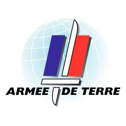 free vector Armee de terre 1