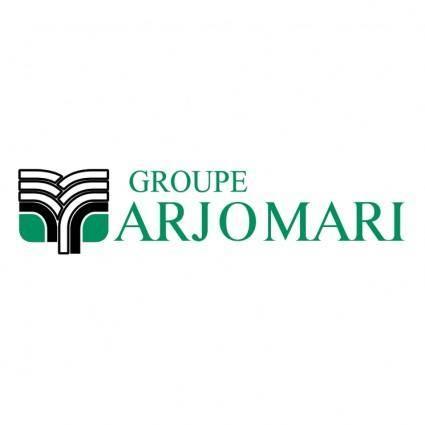 free vector Arjomari group