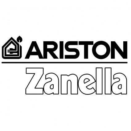 free vector Ariston zanella