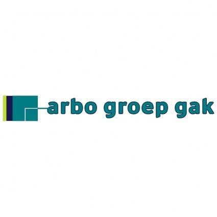Arbo groep gak