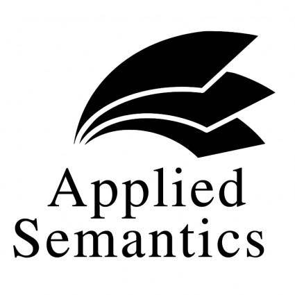 free vector Applied semantics