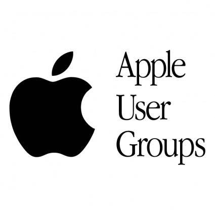 free vector Apple user groups