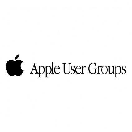 Apple user groups 0