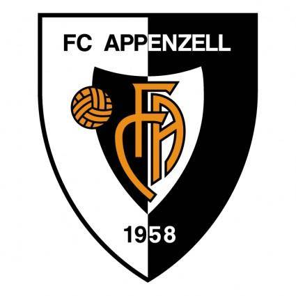 free vector Appenzell fc