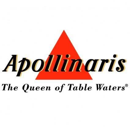 free vector Apollinaris