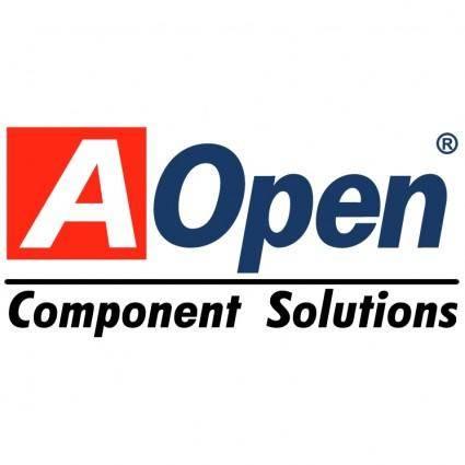 free vector Aopen 0