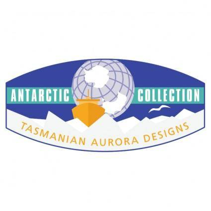 free vector Antarctic collection