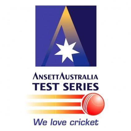 Ansett australia test series