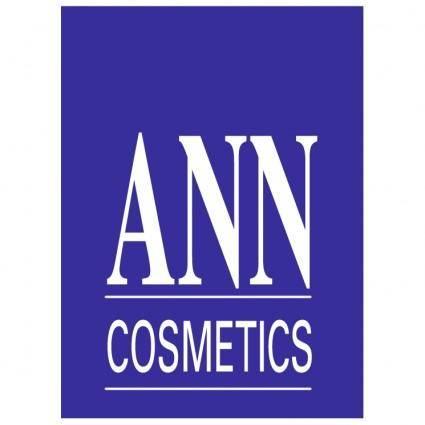 free vector Ann cosmetics