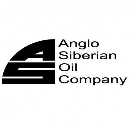 free vector Anglo siberian oil