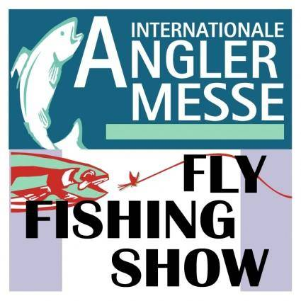 Angler messe fly fishing show