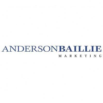 Anderson baillie marketing
