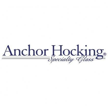 free vector Anchor hocking 0