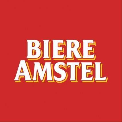 Amstel biere