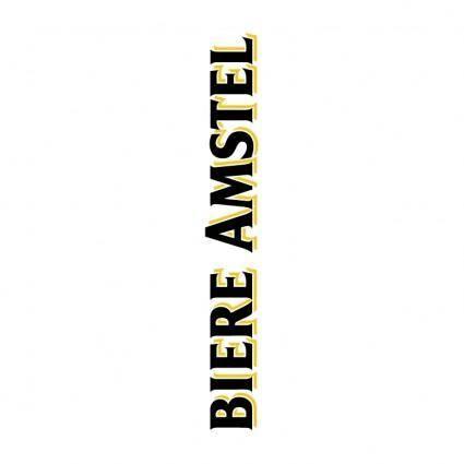 Amstel biere 1