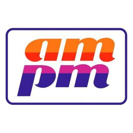 free vector Ampm 0